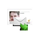 E-mail met een  medium uit Almere